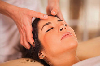 indian head massage Chester Thai