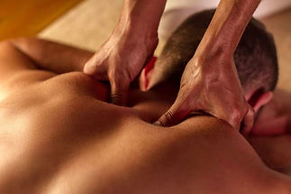 men massage Chester male