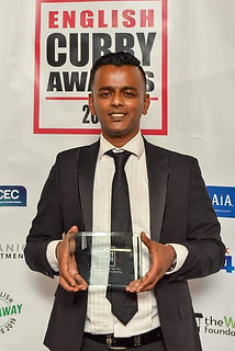 English Curry Awards 2020