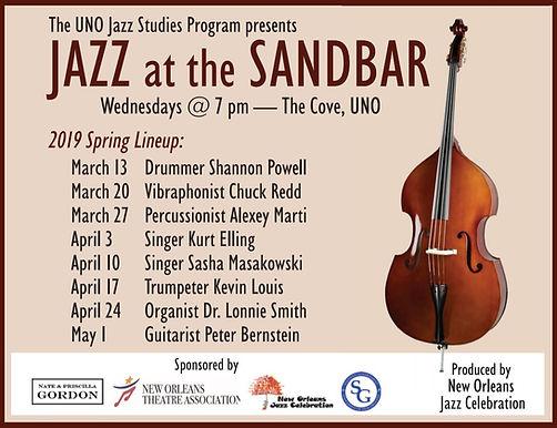 2019 Spring Sandbar Jazztimes Ad Final.j