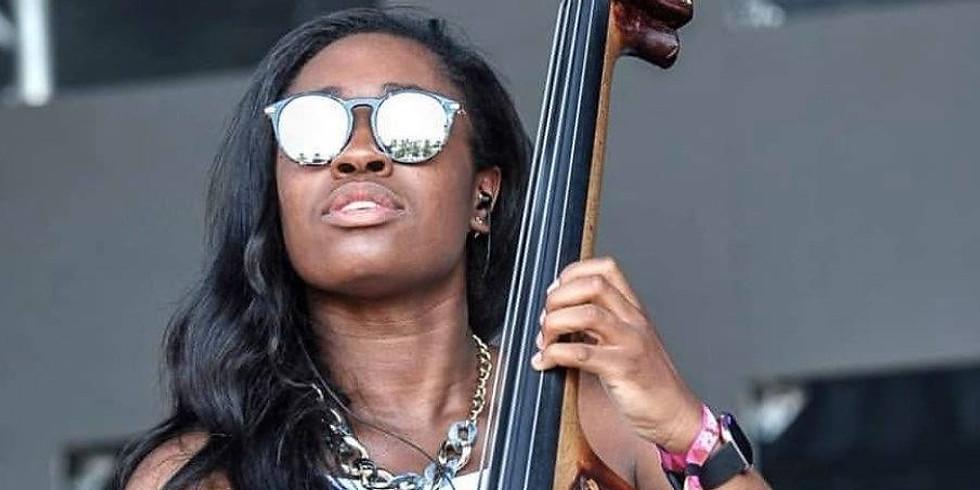 JAZZ AT THE SANDBAR Presents: Bassist Amina Scott!