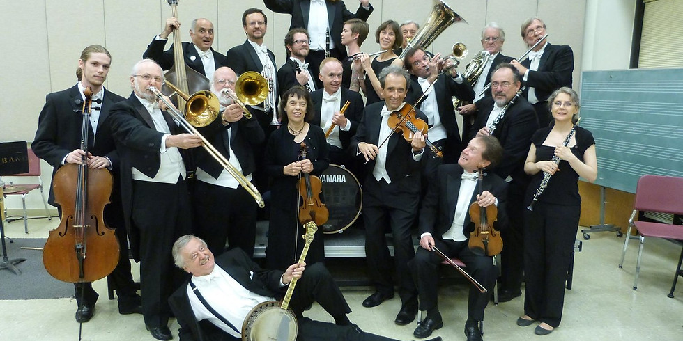 NICKEL-A-DANCE Presents: New Leviathan Oriental FoxTrot Orchestra!