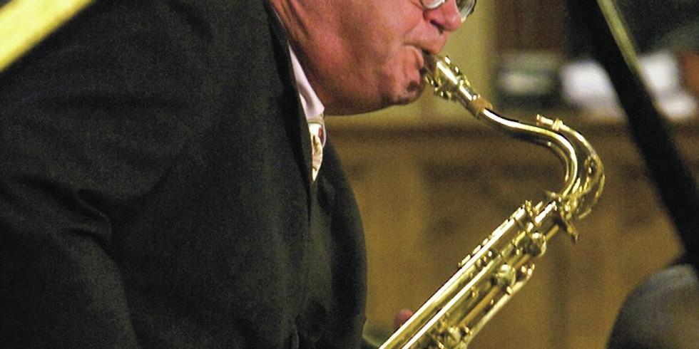 JAZZ AT THE SANDBAR Presents: Saxophonist Ed Petersen Big Band!