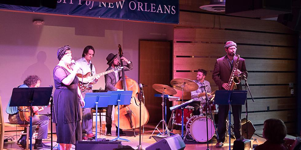 6705 Student Ensemble Combo @ Jazz at the Sandbar Spring Series 2021 (Virtual)