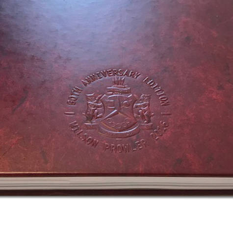 Material with Blind Embossing