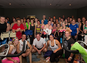 Group fitness for everyone