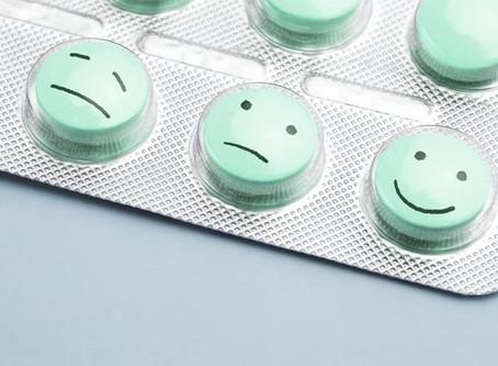 Antidepressivos . Qual o risco ?