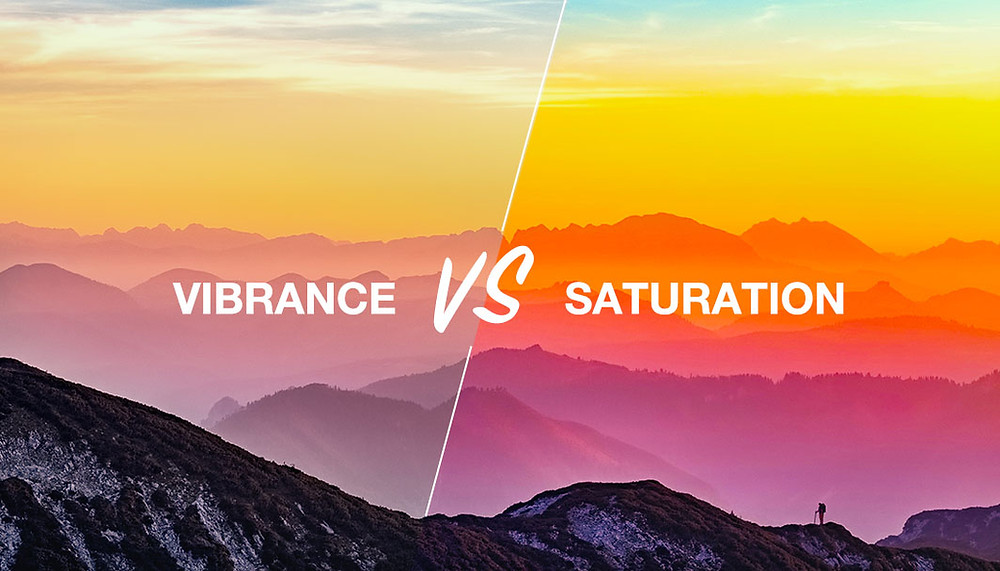 Vibrance vs. Saturation in Photography and Which One to Use
