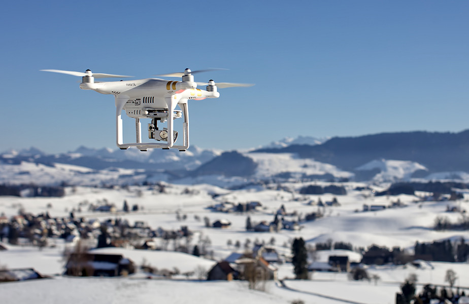 camera drone gifts for photographers