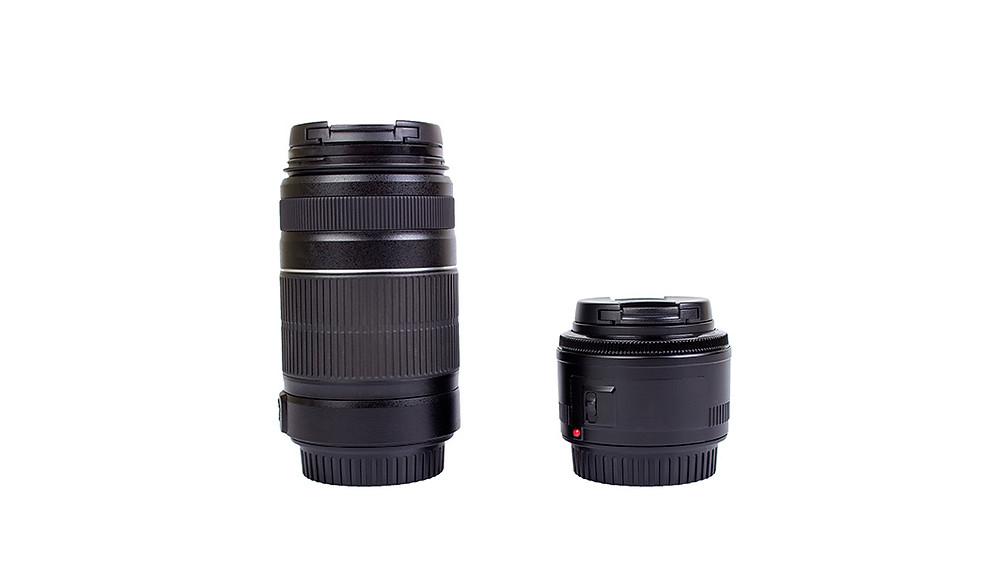 types of camera lenses zoom vs prime
