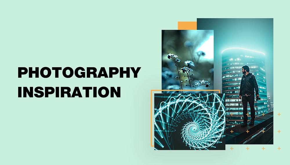 Photography inspiration ideas