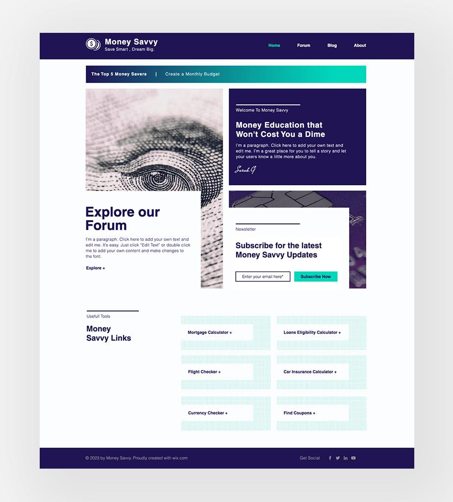 finance blog niche ideas