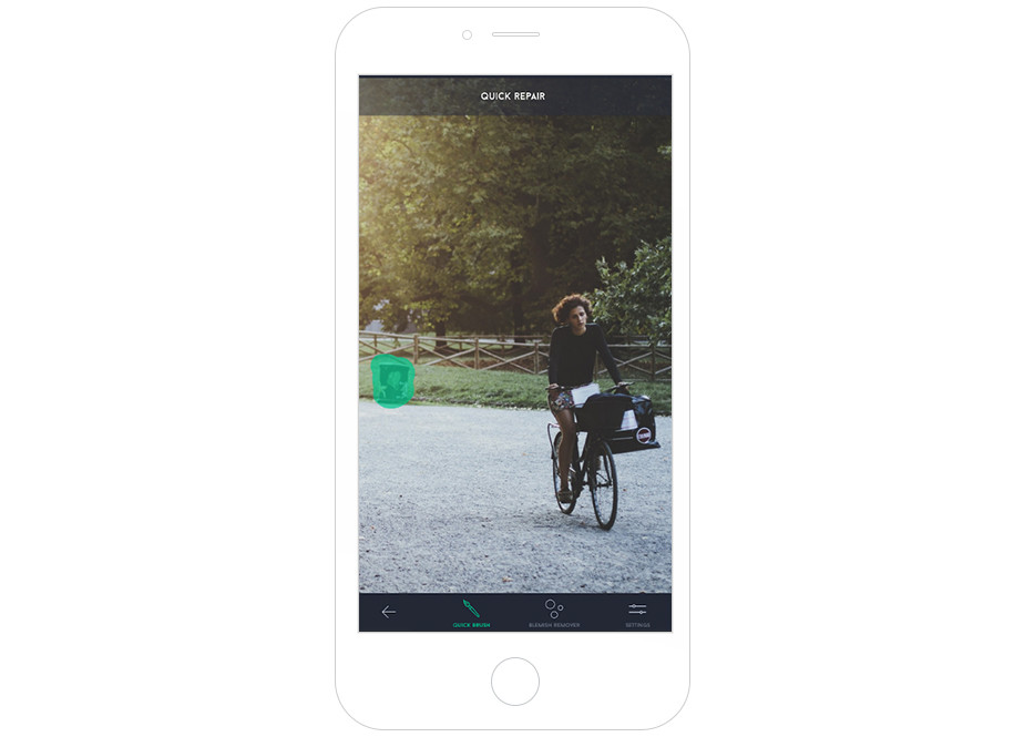TouchRetouch mobile photography app