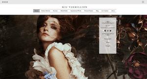 ポートフォリオサイト, Miu Vermillion