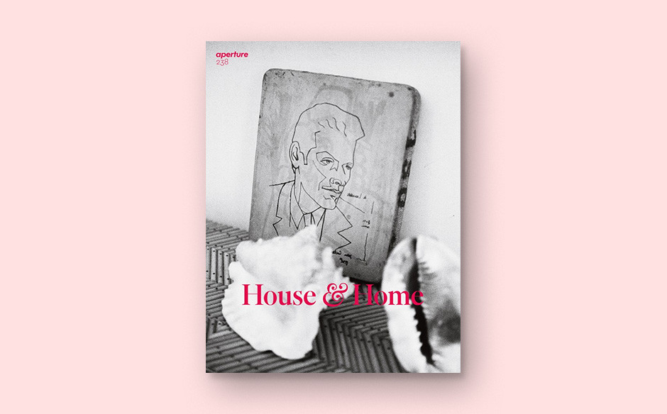 Aperture magazine cover