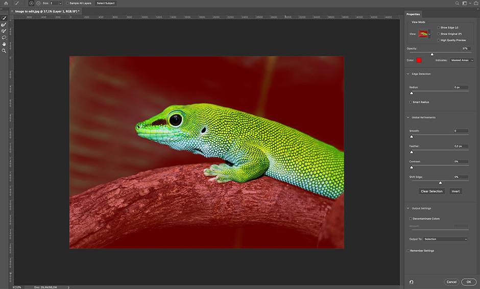 Lightroom vs. Photoshop advanced retouching