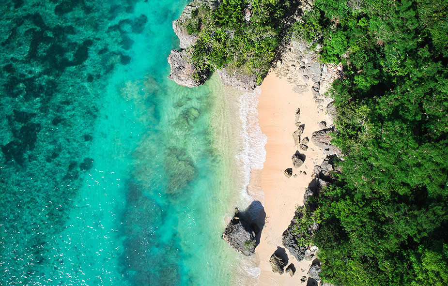 aerial beach vibrant images photography trends 2020