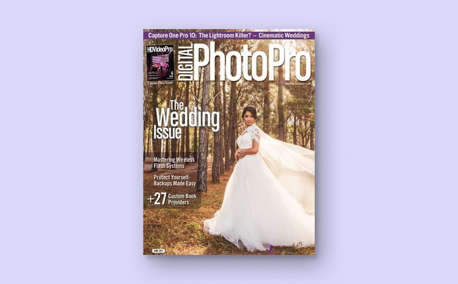 Digital Photo Pro professional photography magazines