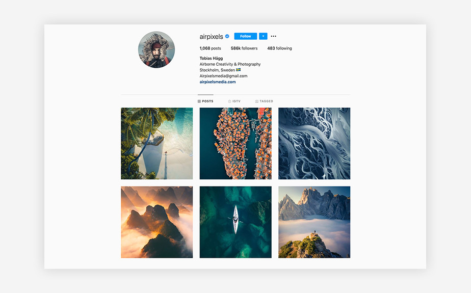 30 Best Photography Instagram Accounts To Follow In 2020