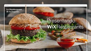 Presentamos Wix Restaurants: ¡Toma Pedidos Online Y Muestra Tu Menú!