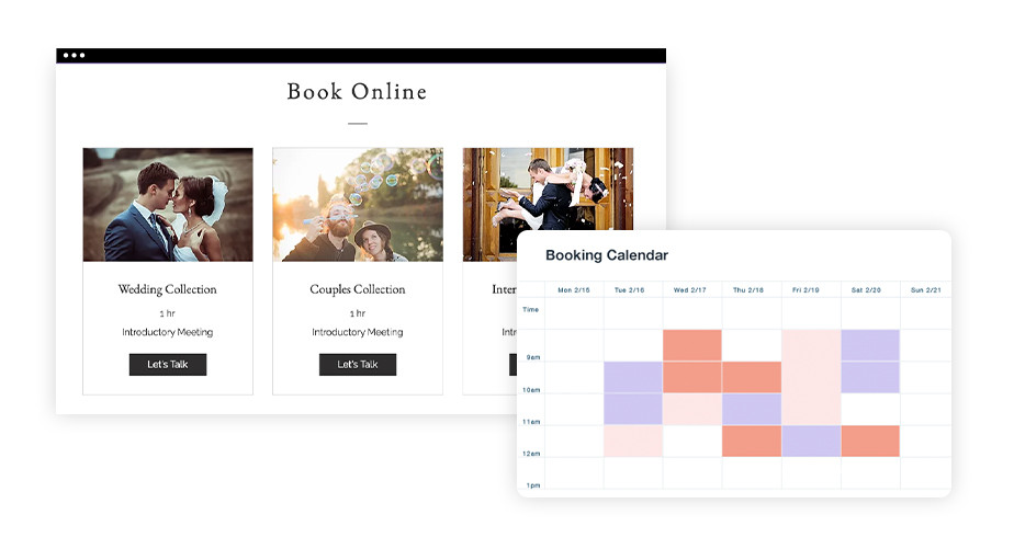 Wix Bookings: Land and manage new gigs