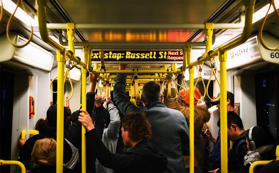 street photography tips public transportation