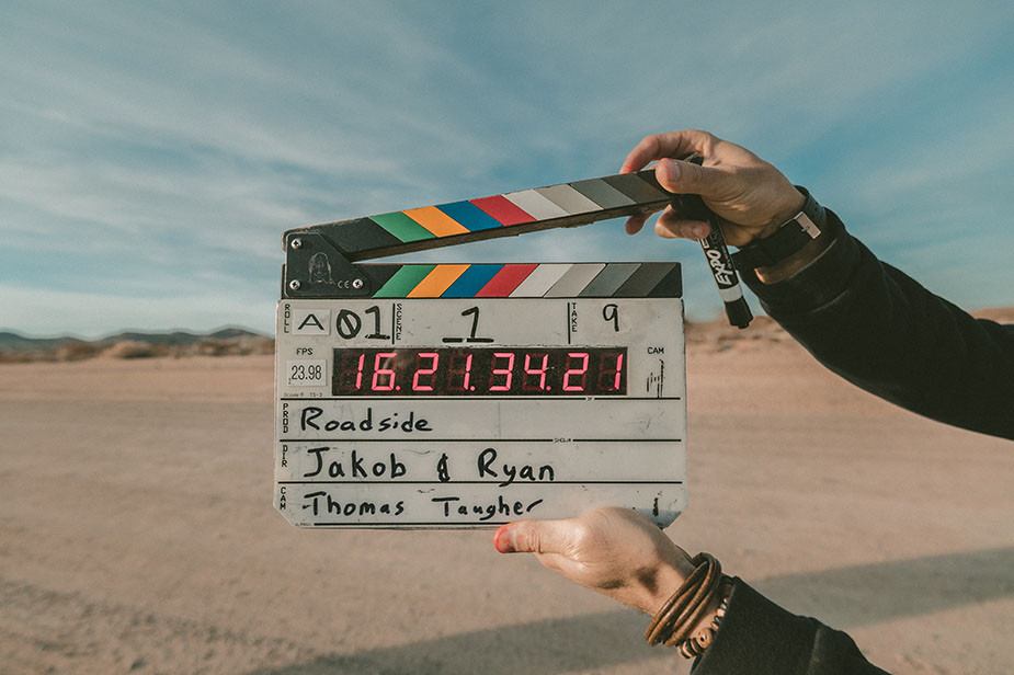 video tips shoot multiple takes