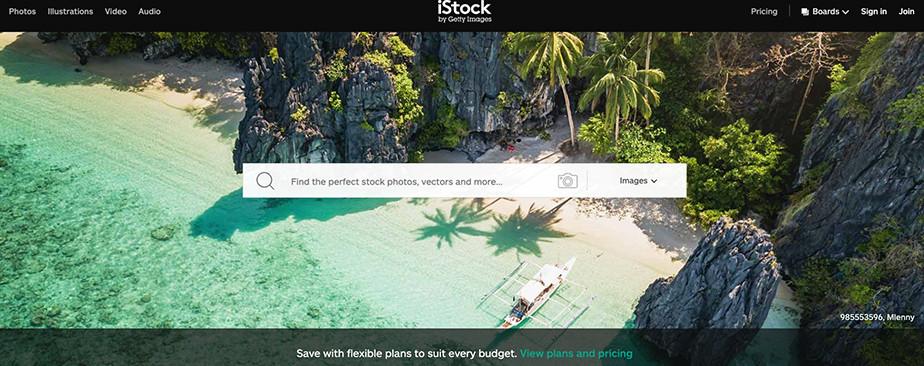 sell stock photos istock