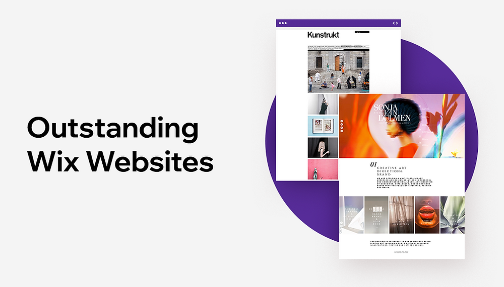 15 Wix Website Examples That Will Knock Your Socks Off