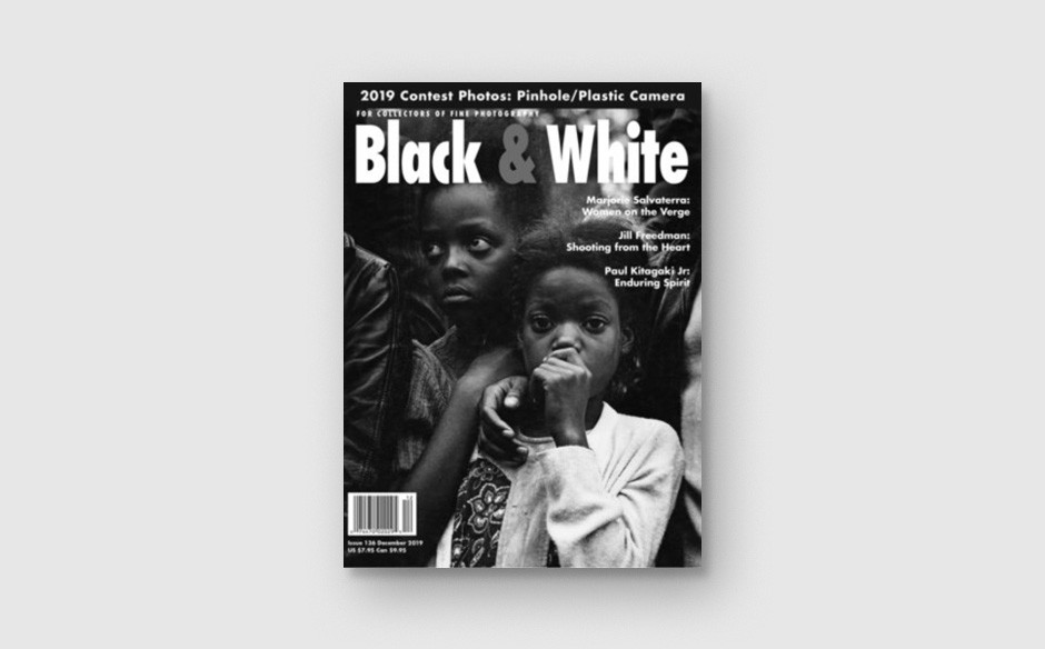 B&W fine art photography magazine