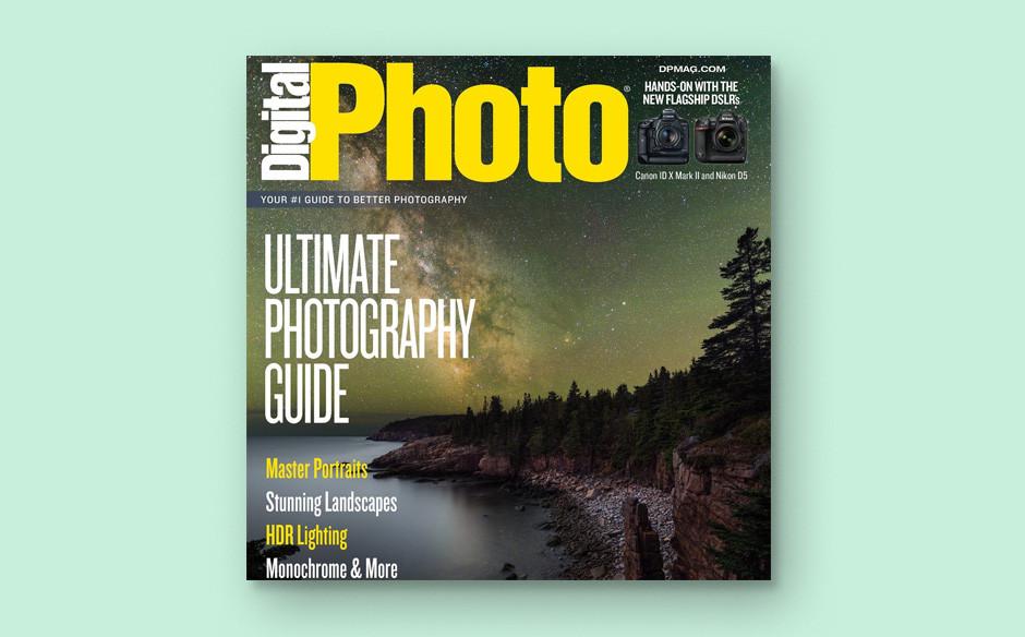 Digital Photo online photography magazine