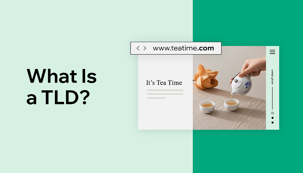 What Is a TLD? Top-Level Domains Explained, with Examples