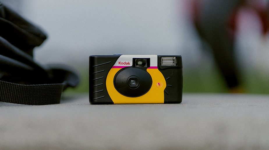 types of cameras disposable kodak