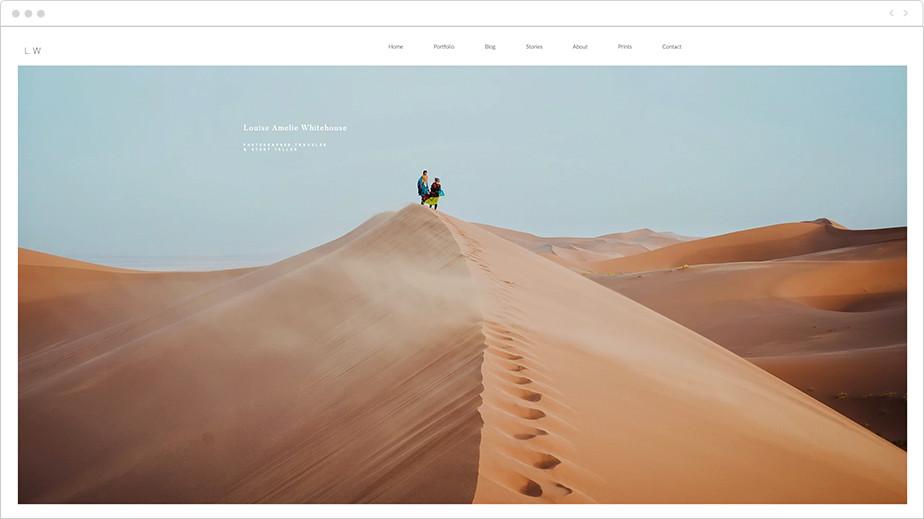 landscape and travel photography portfolio