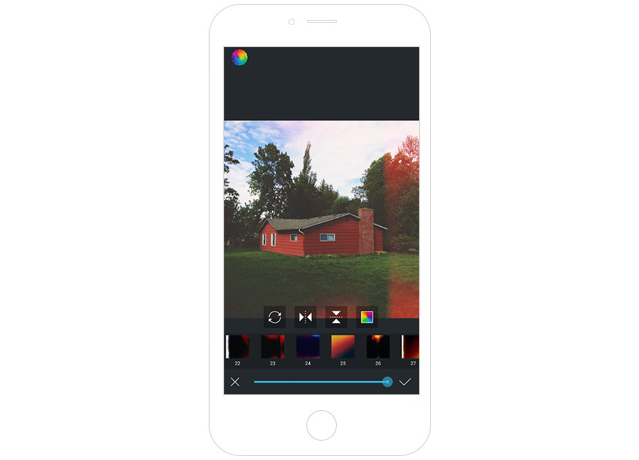 Afterlight creative photography app