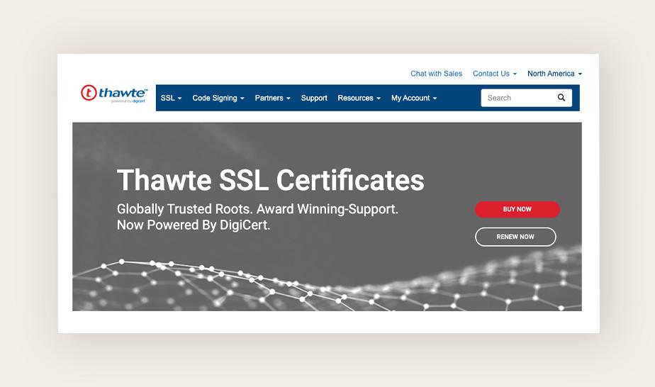 Thawte - fast SSL certificate issuance