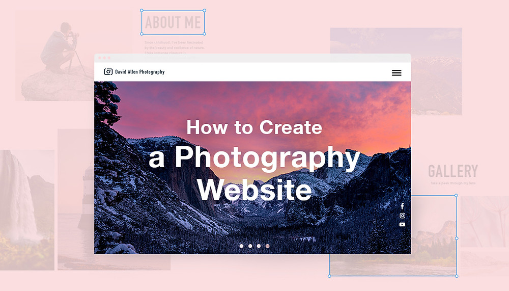 How to Create a Photography Website the Step-by-Step Guide