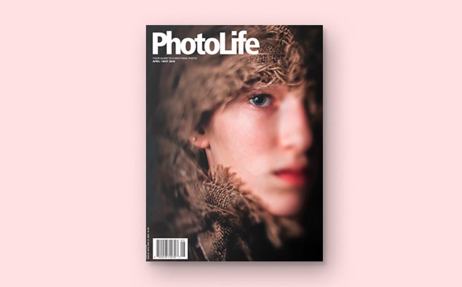 PhotoLife magazine cover
