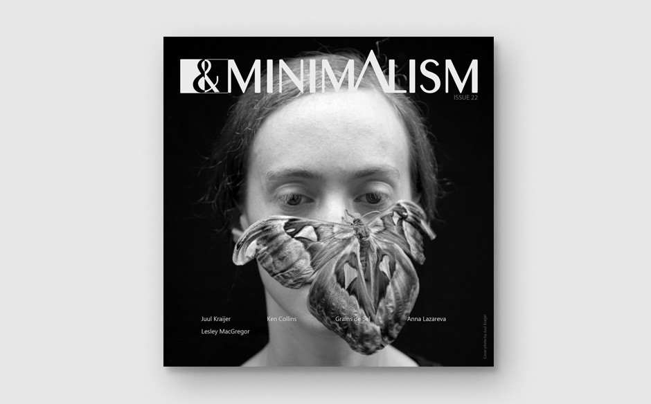 Black and White Minimalism cover