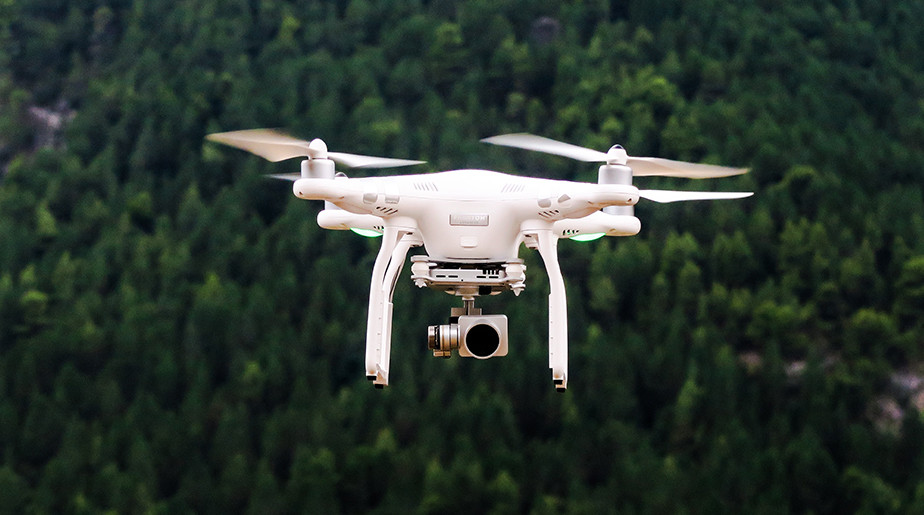 new types of cameras flying drone
