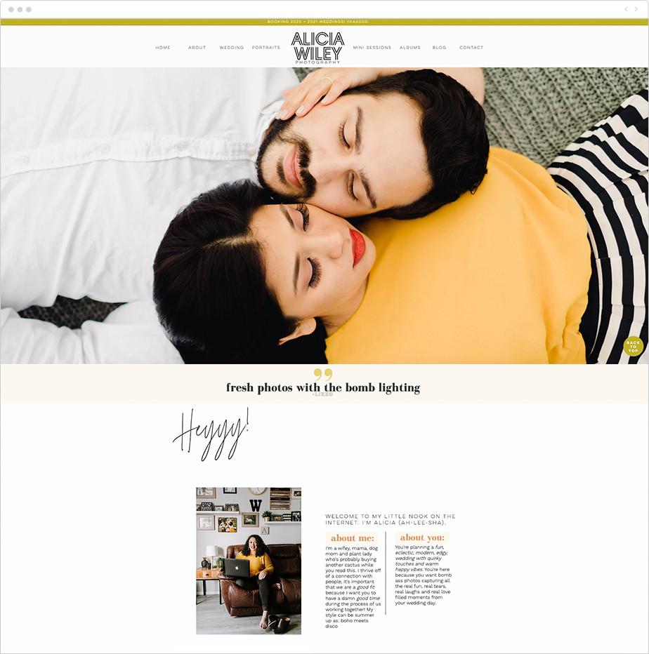 wedding photographer online photography portfolio