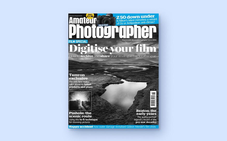 Amateur Photographer beginner photography magazines