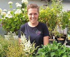 Helene Baireder   Blumen Luger   Grein