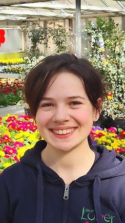 Miriam Steubelmüller   Blumen Luger   Grein
