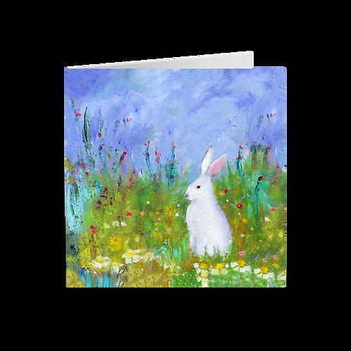 Summer Meadow - card