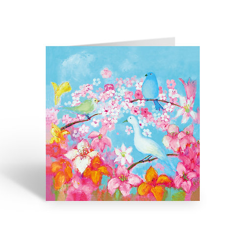 WHOLESALE PACK OF 6 Bird of Paradise -B081