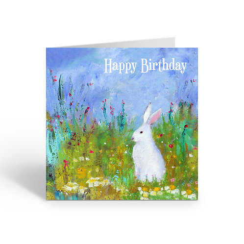 WHOLESALE PACK OF 6 Birthday / Meadow - Z320