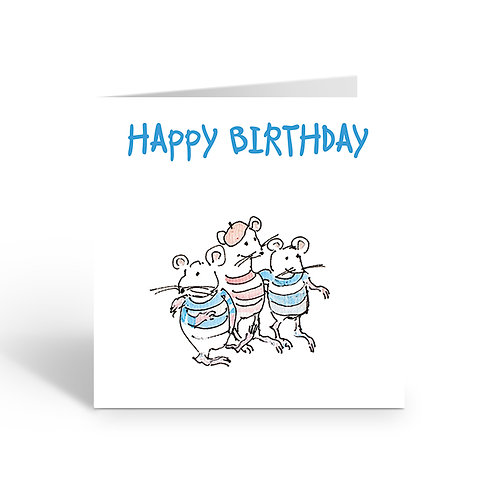 Best Friends Forever (Birthday) - card
