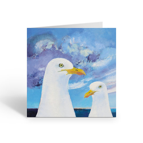 WHOLESALE PACK OF 6 Seagulls - B033