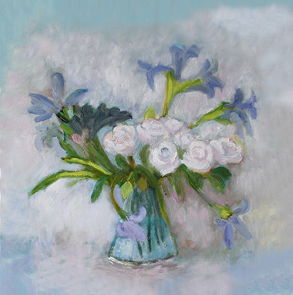 White Roses SOLD